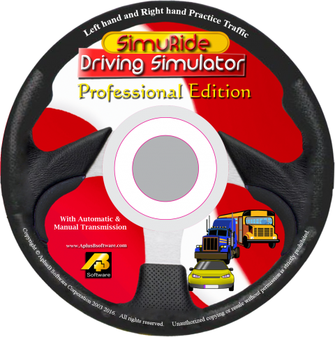 CD SimuRide Professional Edition