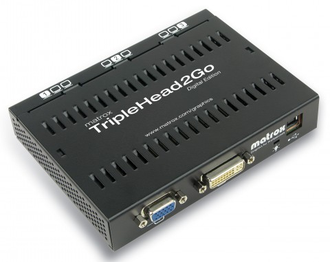 TRIPLEHEAD2GO Digital TH2G