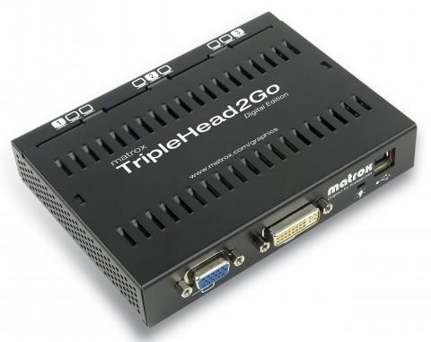 TRIPLEHEAD2GO Digital TH2G