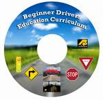 Beginner Driver Education Curriculum CD
