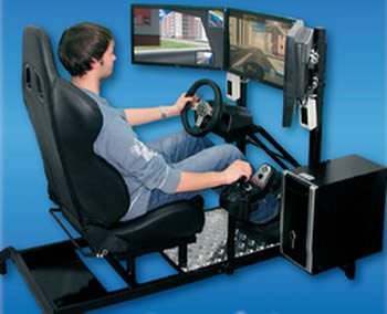 Proffesional Driving Simulation