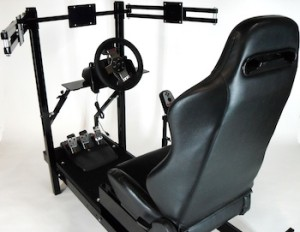 Driving Simulator seat back