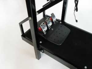 Driving Simulator seat pedals