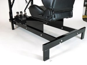 Driving Simulator seat bottom