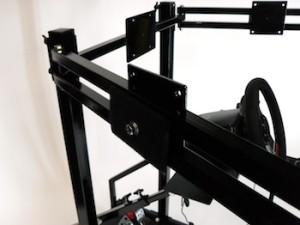 Driving Simulator seat frame