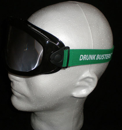 Low Level Alcohol Goggle